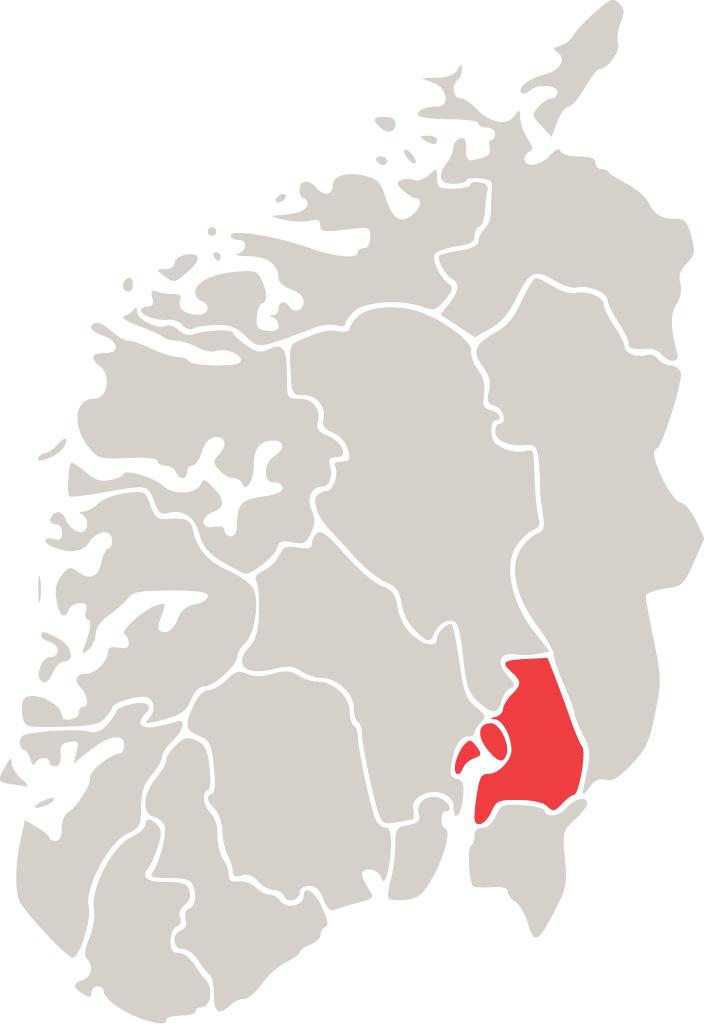 oslo og akershus kart Tollregion Oslo og Akershus   Tolletaten oslo og akershus kart